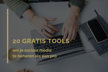 sociale media tools, delphine van belleghem, social media freelancer, sociale media consultant